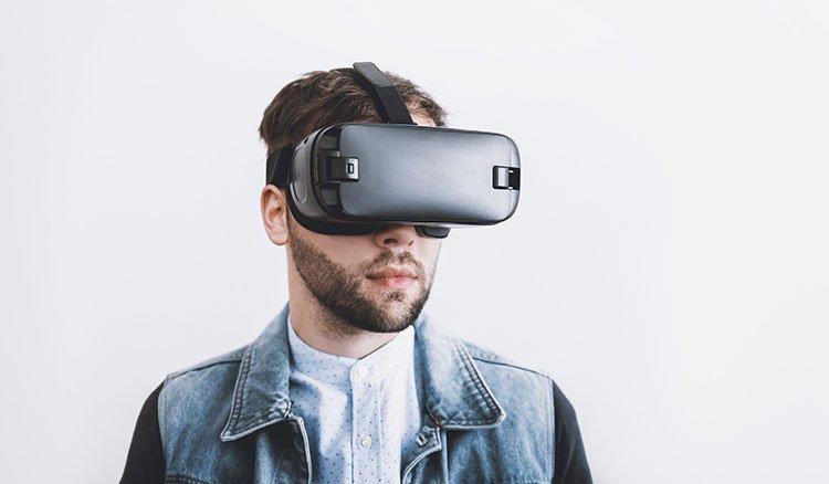 Virtueel bouwen 3d bril